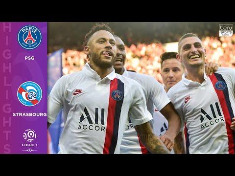 PSG 1 - 0 Strasbourg - HIGHLIGHTS & GOALS - 9/14/19