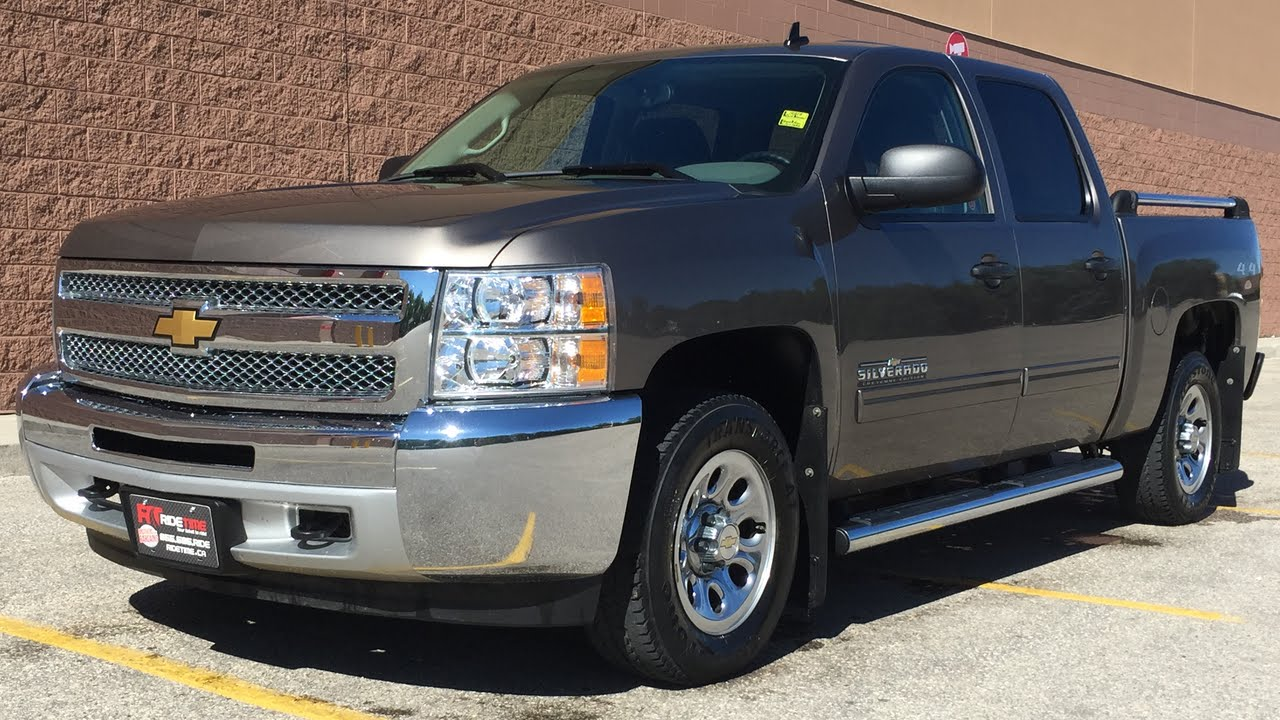 Ram 1500 Running Boards >> 2012 Chevrolet Silverado 1500 LS Cheyenne Edition 4WD ...