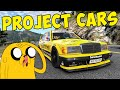 Project CARS - Mercedes-Benz 190E Evolution2 DTM (?????)