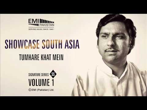 Tumhare Khat Mein | Ustad Ghulam Ali | Showcase South Asia - Vol.1