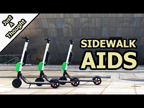 Electric Scooters Are Sidewalk A I D S Mp3