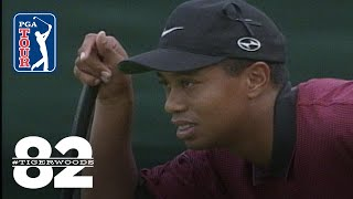 Tiger Woods wins 1999 THE TOUR Championship | Chasing 82