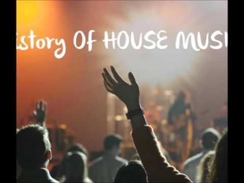 The History of House music 2  by Dj Casprov