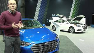Le Salon International de l'auto de Québec 2016