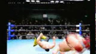 All Japan Pro Wrestling Featuring Virtua - Demo