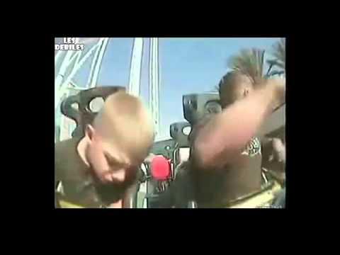 Top Roller Coaster Crash Accident Disneyland