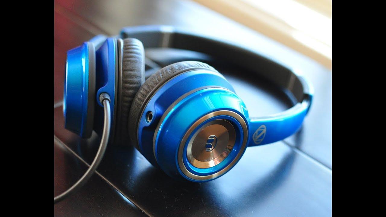 Purple Monster N Tune Headphone