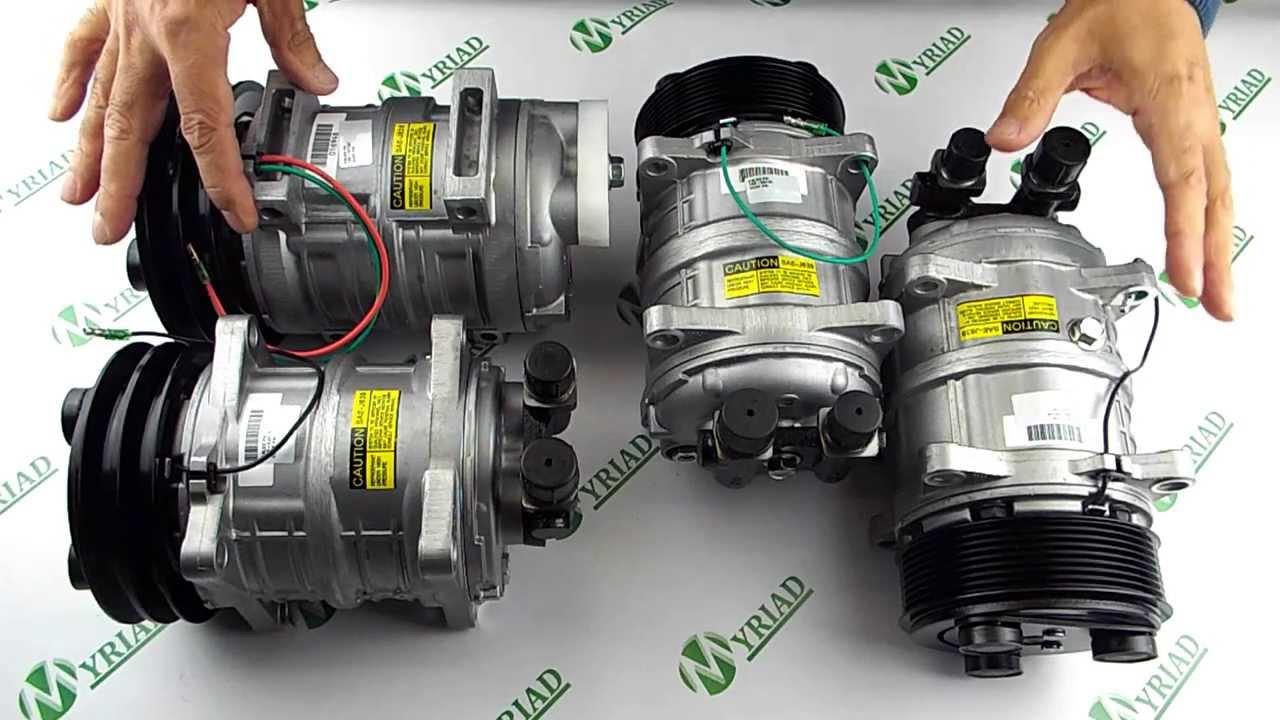 Seltec 174 Compressors Valeo 174 Compressors Tm Series Tm08