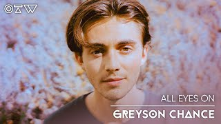 "Greyson Chance - ""shut up"" [Live + Interview] 