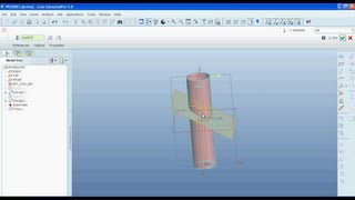 Introduction to Surface in Creo (Trim, Merge, Fill, Solidify)