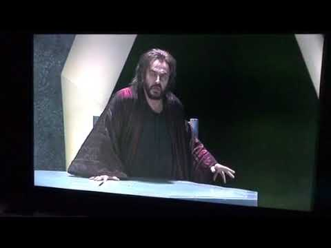 Wagner Parsifal Act I, Clip One.