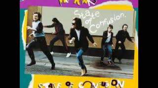 "The Kinks - ""Clichés of the World (B Movie)"" (Album: State of Confusion)"