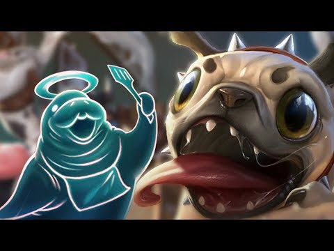 League of Legends: U.R.F. Kog'Maw (CZ/Full HD/60FPS) thumbnail
