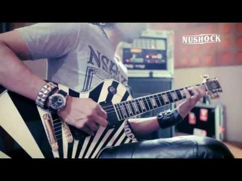 NuShock Indonesia Guitar Heroes Series