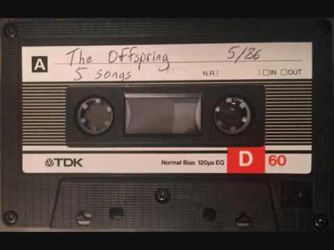 The Offspring  - 5 Song Demo, May 1986 [FULL]