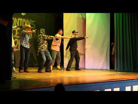 Edmonton County School Dance Show 2014