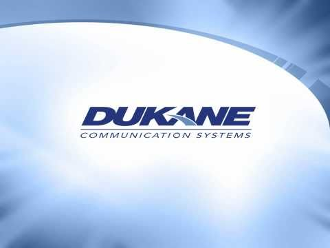 Dukane StarCall Operations | Renaissance Communication Systems