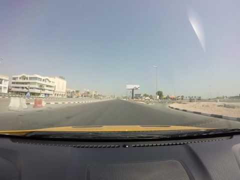 Tour of Khobar Corniche : )