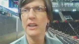 Anne DONOVAN interview (USA)