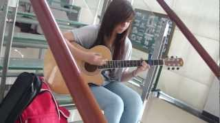 Thu Cuối Guitar cover by Mốc Khùa