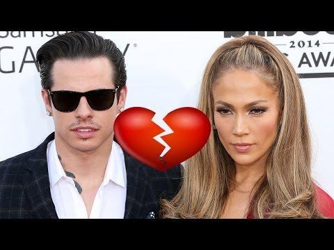 Jennifer Lopez & Casper Smart Split! Official Details