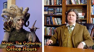 If you enjoyed this, then check out my Magic: The Gathering Office ...