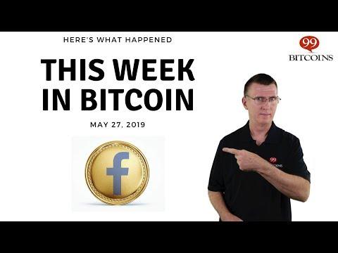 Bitcoin News Summary - May 27, 2019