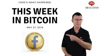 This week in Bitcoin - May 27th, 2019