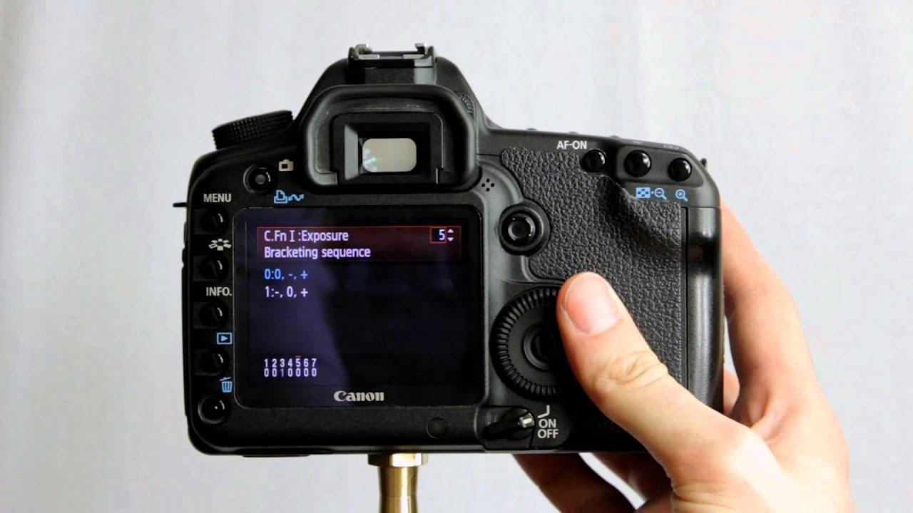 Canon EOS 5D Mark 2 Tutorial 11 Part 1