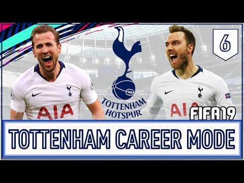 FIFA 19 Indonesia - Tottenham Hotspurs Career Mode #6 - Son Tidak Bisa Berhenti Mencetak Gol!