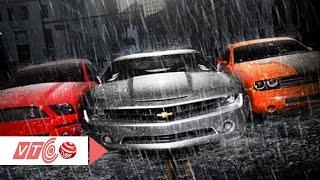 Mẹo chống mờ kính ôtô khi gặp mưa | VTC