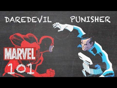 Two Good Men – Daredevil & Punisher – MARVEL 101