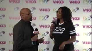 Bishop Paul Morton And Sytonnia At V-103 FSO 2013