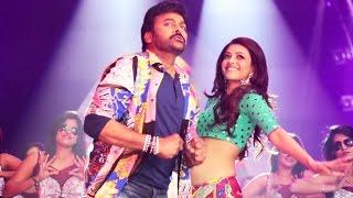 Ammadu Lets Do Kummudu Song Making Video   #khaidino150   chiranjeevi   kajal aggarwal