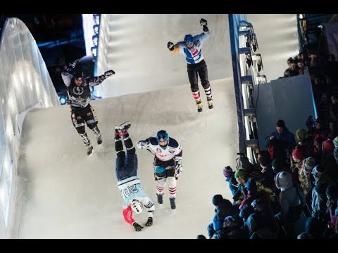 The Fastest Sport On Skates | 4 Below Zero: S1E1