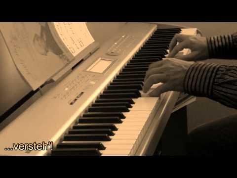 Rosenstolz - Ich Bin Mein Haus (Piano)