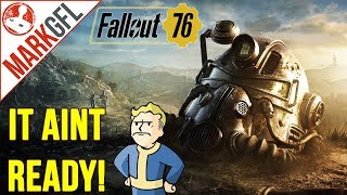 Fallout 76 - Bugs, Glitches and Missed Opportunities