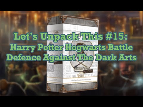 Let S Unpack This 15 Harry Potter Hogwarts Battle Defence Against The Dark Arts The Fandomentals