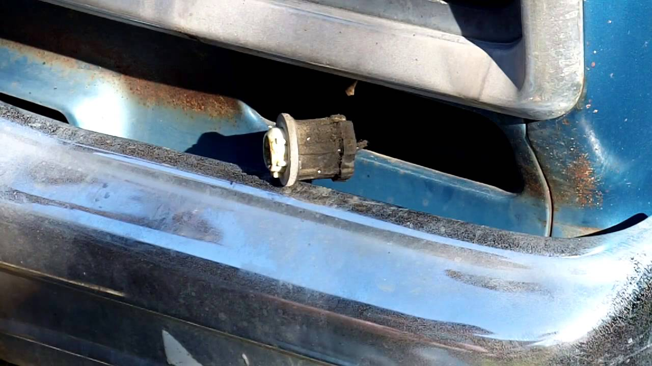 medium resolution of 83 ford ranger windshielf wiper arm bushing replace turning signal light replace youtube