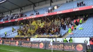 Malmö FF - IF Elfsborg, 28 Aug 2011