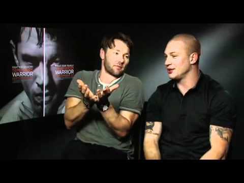 Warrior: Joel Edgerton & Tom Hardy Interview   Empire Magazine
