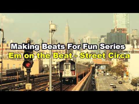 Em on the Beat - Street Circa 94 (Boom Bap - KRS type Beat)