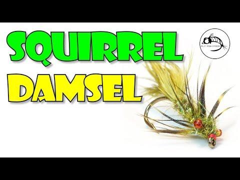 Squirrel Damsel NYMPH
