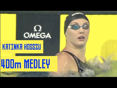 Women's 400m Individual Medley in ISL | FULL RACE | Budapest