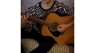 Eli Türkoğlu - Ciğeri Yakıyor (Gitar Cover)