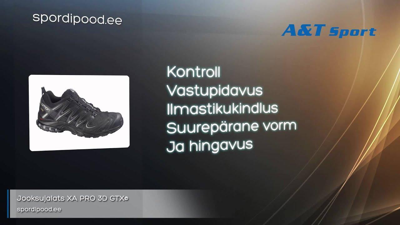 b2a0c033bce Jooksujalats XA PRO 3D GTX® (36678610) by Spordipood.ee