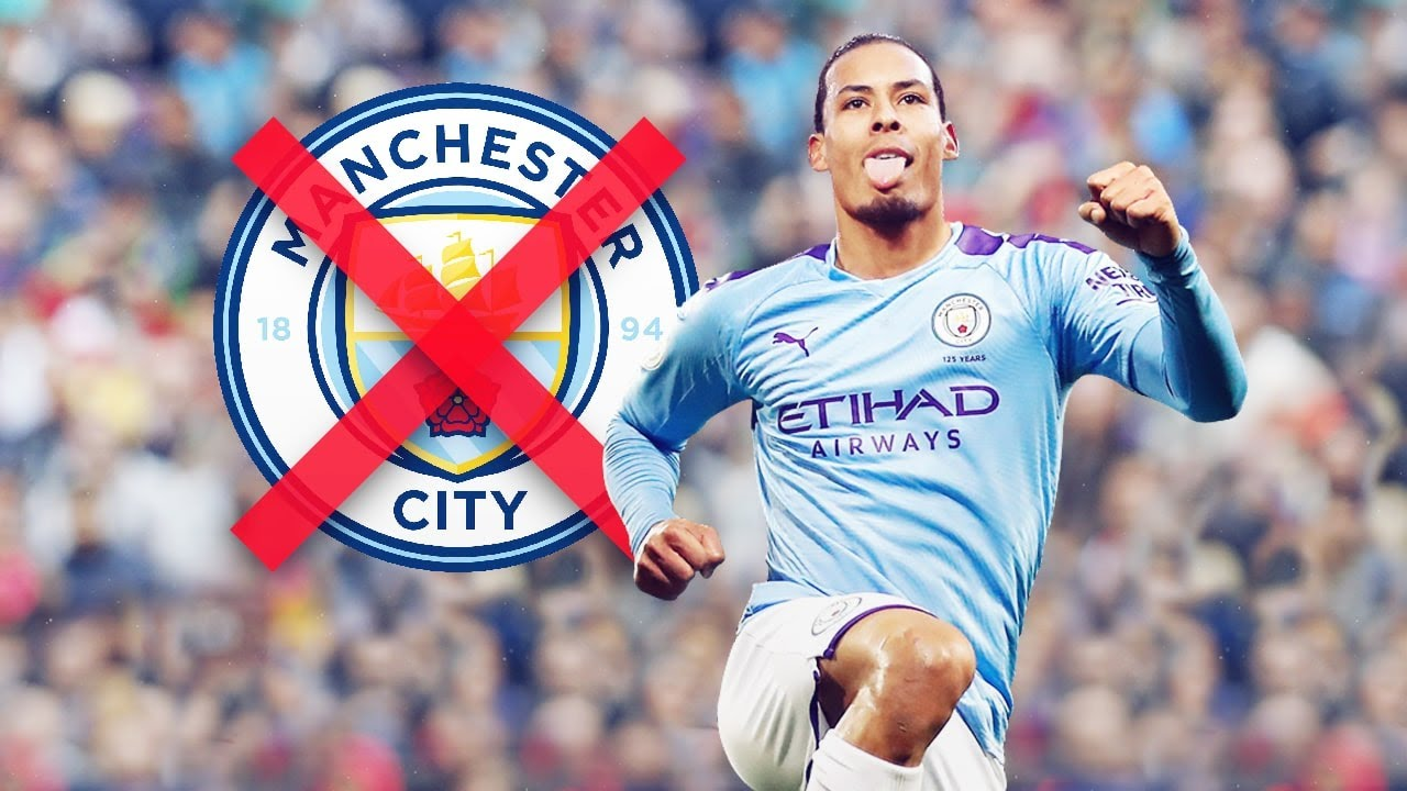 Download The absurd reason why Virgil van Dijk didn't sign for Manchester City | Oh My Goal