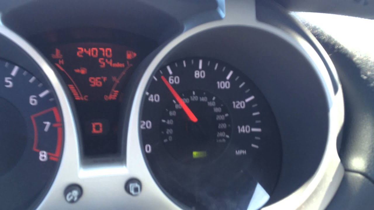 2013 Nissan Juke CVT Issue - Stuck in gear, no power