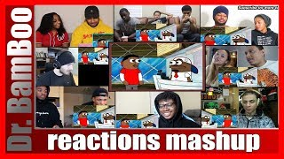 Customers be like (feat. Reggie Couz) REACTIONS MASHUP