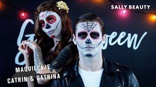 Maquillaje Catrina & Catrin